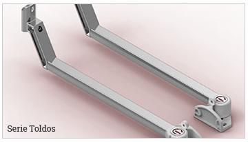 serie toldos aluminio