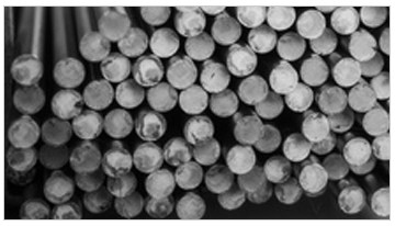 tubos macizos o barras macizas de aluminio